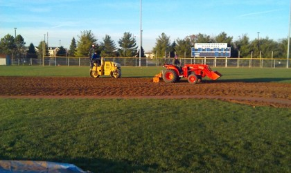 Athletic Field Rennovation